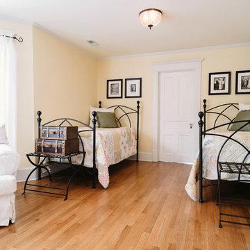 Vintage Inspired Bedroom