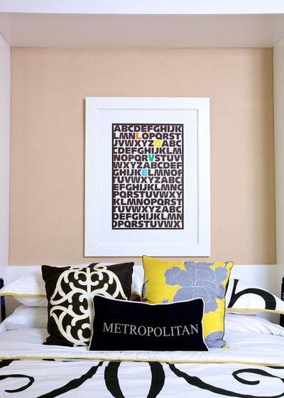Contemporáneo Dormitorio by Kerrie Kelly Design Lab