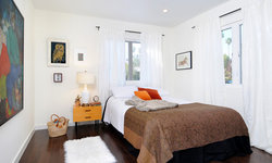 Vintage Modern Silverlake Bedroom
