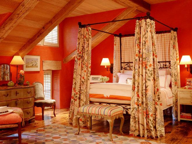 Traditional Bedroom by Peninsula Custom Homes