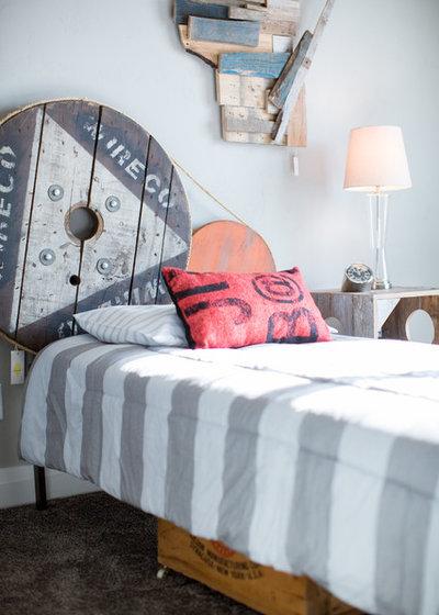 eclctico dormitorio by lemonaide design