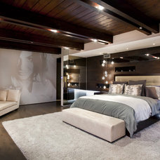 Contemporary Bedroom by Launch Systems Group
