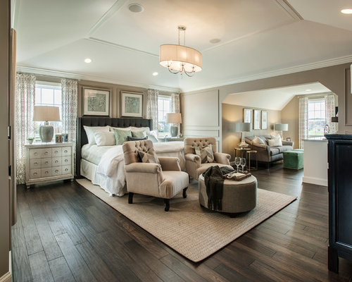 Elegant Master Bedroom Ideas | Houzz
