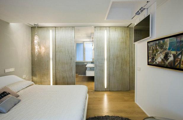 Contemporáneo Dormitorio by SERVICONS SL