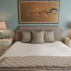 Traditional Bedroom by Kishek Interiors, LLC.