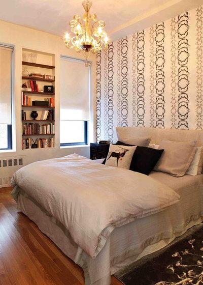 Contemporary Bedroom by valerie pasquiou interiors + design, inc
