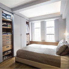 Modern Bedroom by Element Design Group