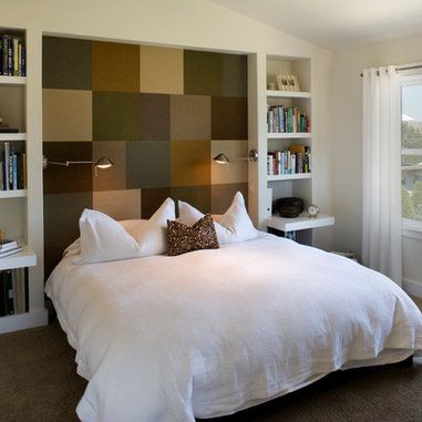 Awesome Bookcases Around Bed Design Pictures Remodel Decor And Ideas  Page