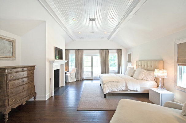 Traditional Bedroom by EB Designs