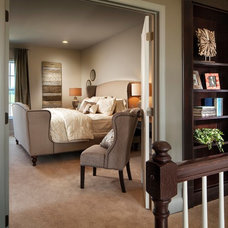 Traditional Bedroom by Charter Homes & Neighborhoods