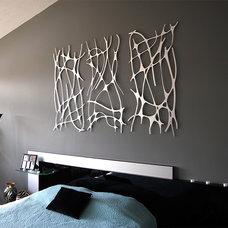 Modern Bedroom by Moda Industria