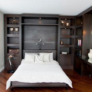 Camera da letto stile loft moderna Canada - Foto e Idee per Arredare