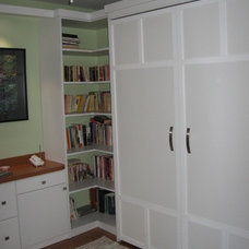 Traditional Bedroom by Closet Factory - Michelle Langley
