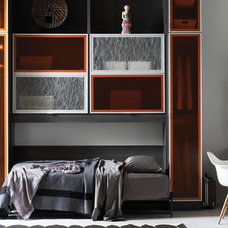Modern Bedroom by California Closets Fort Lauderdale