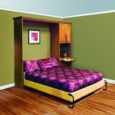 Modern Bedroom by Closets to Go