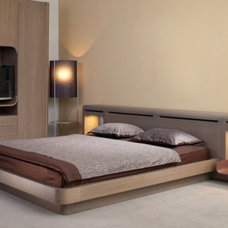 Asian Bedroom by Montgomery Communications