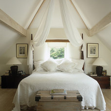 Traditional Bedroom by Montgomery Communications