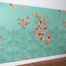 Traditional Bedroom by Sydney Wallpapering
