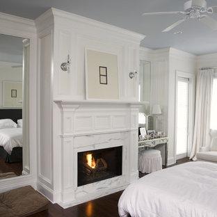 Wall Residence Master Bedroom