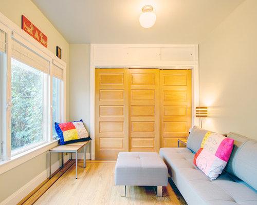 Camera degli ospiti eclettica foto e idee per arredare for Arredare camera ospiti