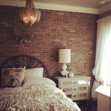 Eclectic Bedroom by Julie Keyton Interiors