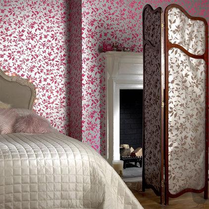 Eclectic Bedroom Wallpapers