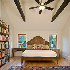 Contemporary Bedroom by Roger Layman Architecture