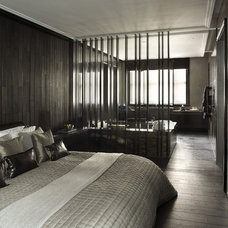 Contemporary Bedroom by World Architecture News (WAN)