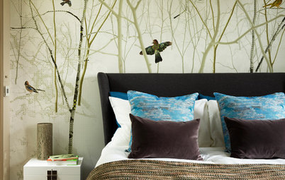 See How Wallpaper Can Transform a Room