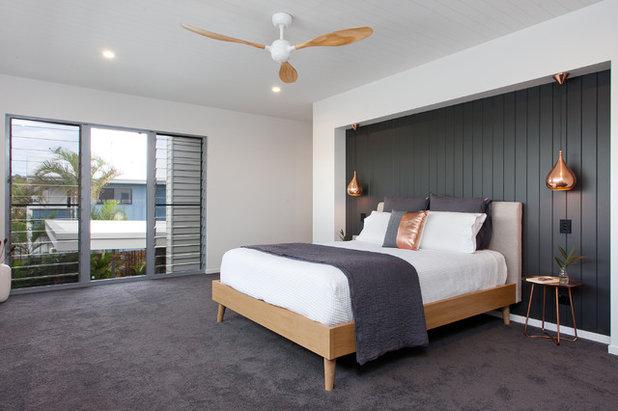 Contemporary Bedroom By CarpetandTiles.com.au