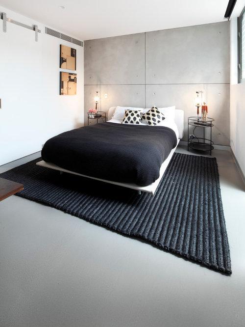 Idee e foto di camere da letto industriali