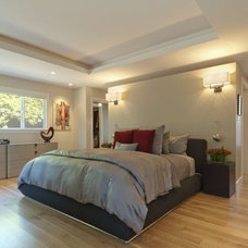 Contemporary Bedroom by Canyon Design Build