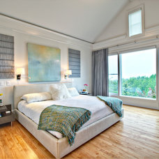 Contemporary Bedroom by Rockwood Custom Homes