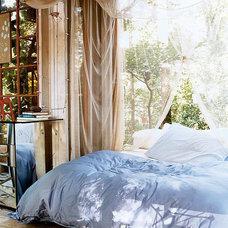 Asian Bedroom by Adam Lambert
