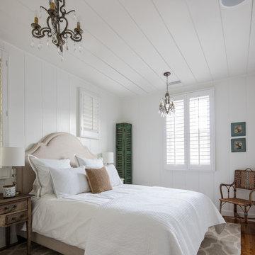 Warm Modern Waterfront Cottage