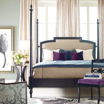 Warren Barnett Interiors | Bedroom