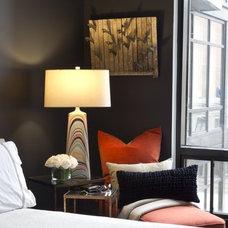 Modern Bedroom by Patrick J. Baglino, Jr. Interior Design