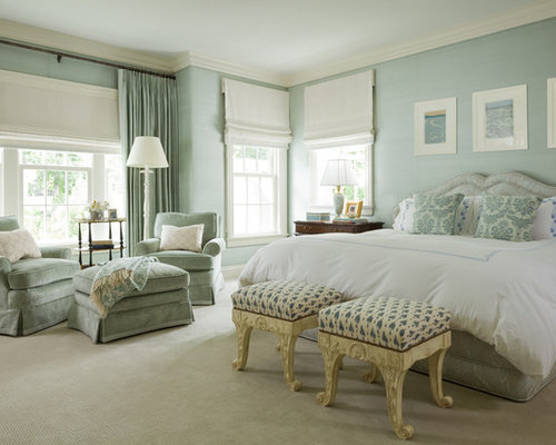 Bedroom colour schemes design ideas remodel pictures houzz for Bedroom designs and colours
