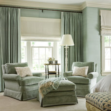 Traditional Bedroom by Jessica Jubelirer Design
