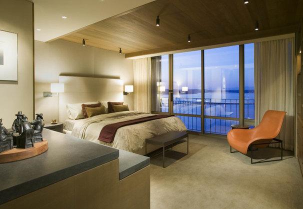 Contemporary Bedroom by Bosworth Hoedemaker