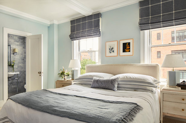 Transitional Bedroom by McGrath II