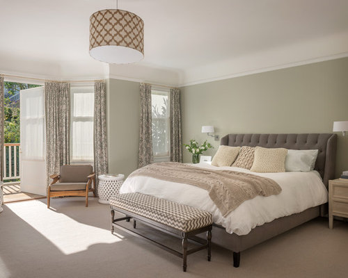 Curtains Ideas curtains for walls : Beige Walls Olive Green Curtains Ideas, Pictures, Remodel and Decor