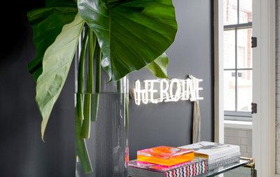 Stuen: En lys idé - neonlysene fra Hollywood