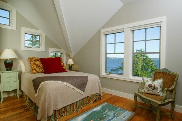 Contemporary Bedroom by Knight Associates