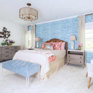 WATERCOLOR MASTER BEDROOM