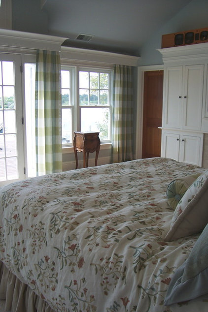 Traditional Bedroom by Dale Minske Interior Design and Decoration