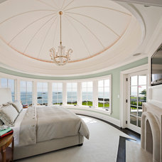 Traditional Bedroom by Robert A. Cardello Architects