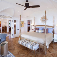 Beach Style Bedroom by Bruce Palmer Coastal Design