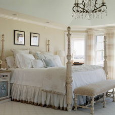 Traditional Bedroom by Nancy McLaughlin Interiors