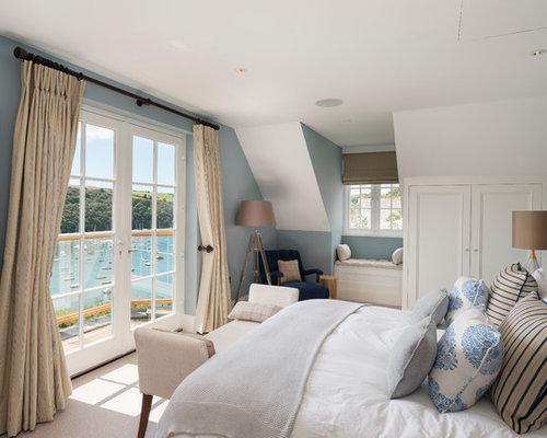 Https Www Houzz Co Uk Photos Coastal Bedroom